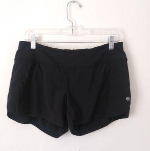 lululemon athletica Shorts - Women's Black Lululemon Shorts